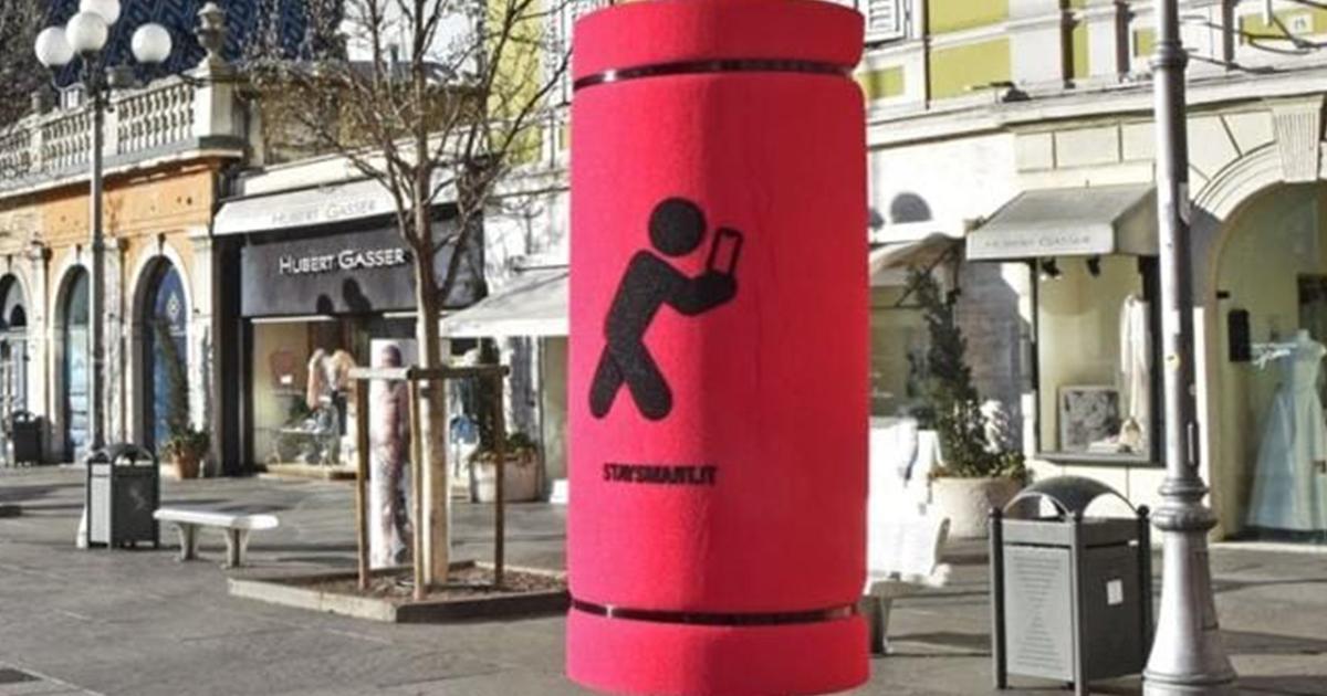 Paratesta a Bolzano: bella idea ma impariamo a disconnetterci!
