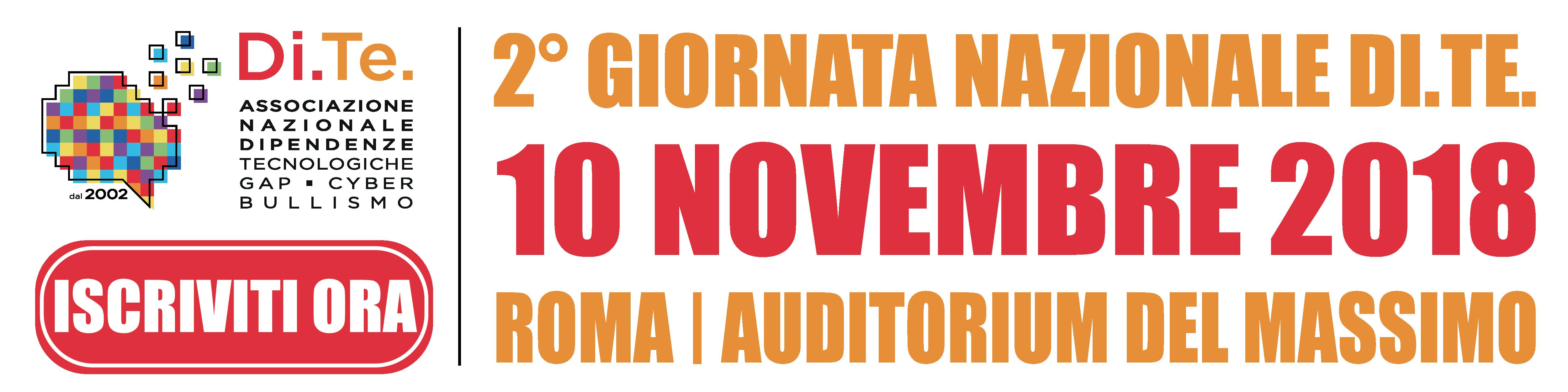 giornata nazionale dite a roma