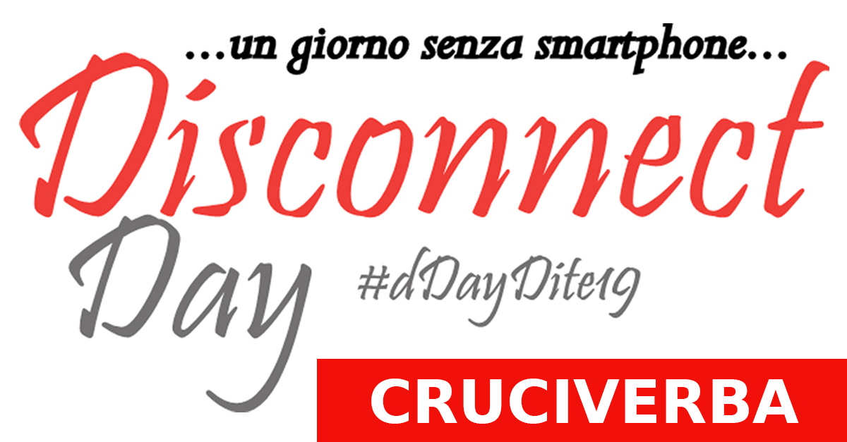 Soluzioni Cruciverba – Disconnect Day