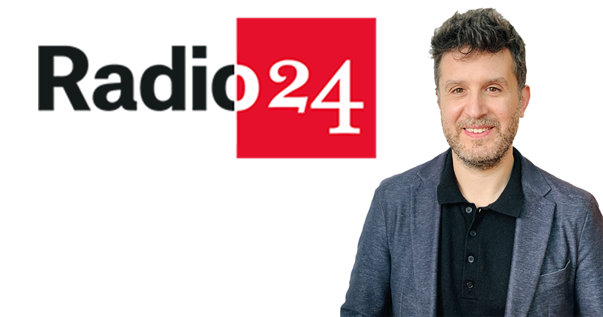 Giuseppe Lavenia ospite ai Padrieterni su Radio24