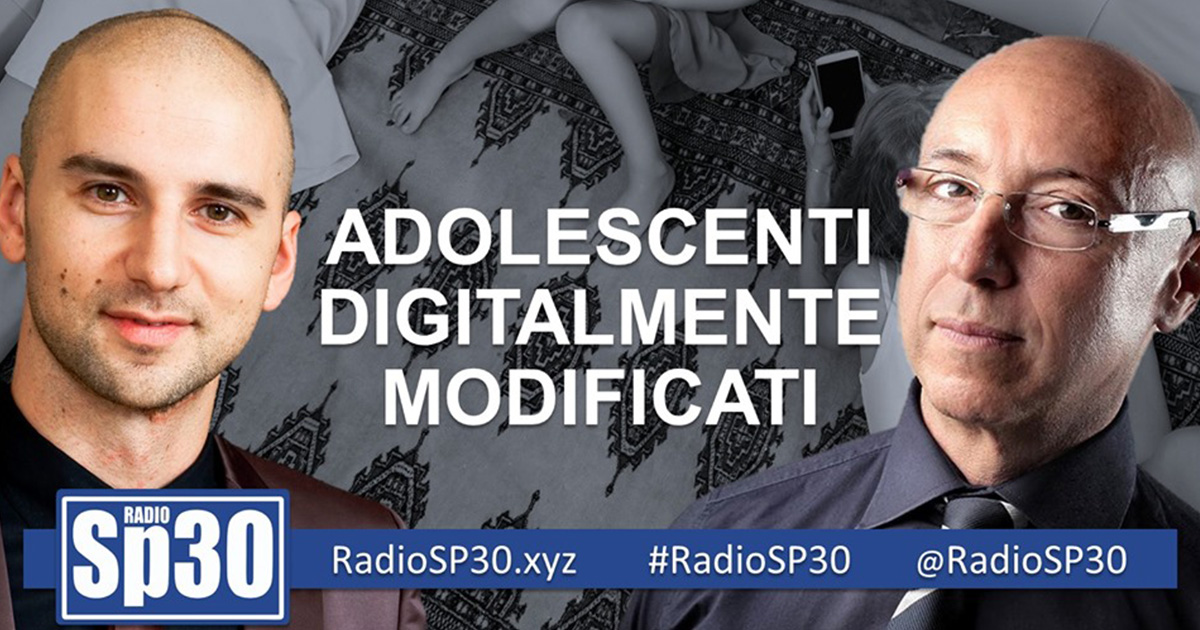 I Care – Adolescenti Digitalmente Modificati