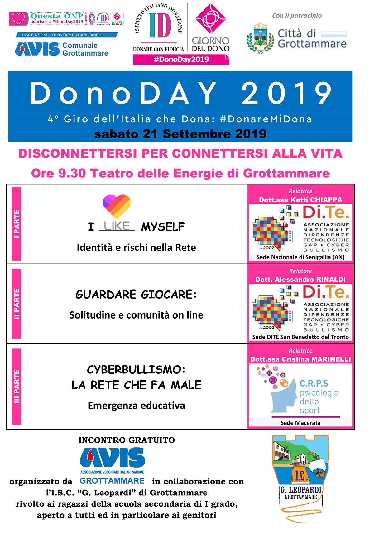 donoday 2019 dite