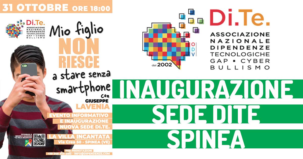 31/10/2019 – Inaugurazione Sede DITE Spinea