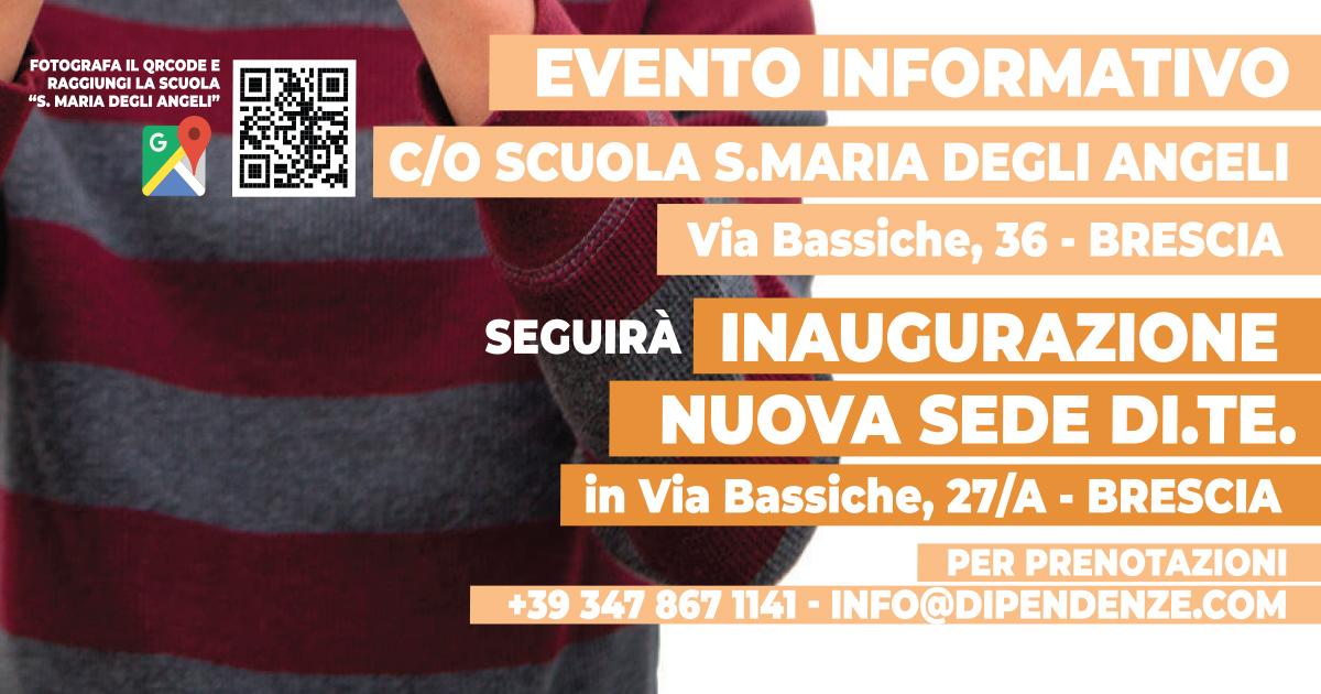 22/11/2019 – Inaugurazione sede DITE Brescia