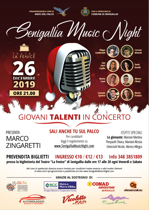 Senigallia Music Night Dite
