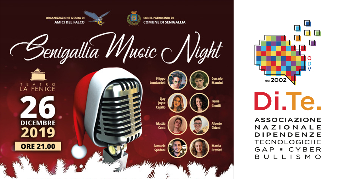 26/12/2019 – Senigallia Music Night