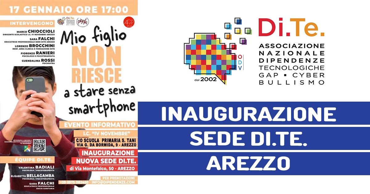 17/01/2020 – Arezzo aprono le porte di una nuova sede DITE