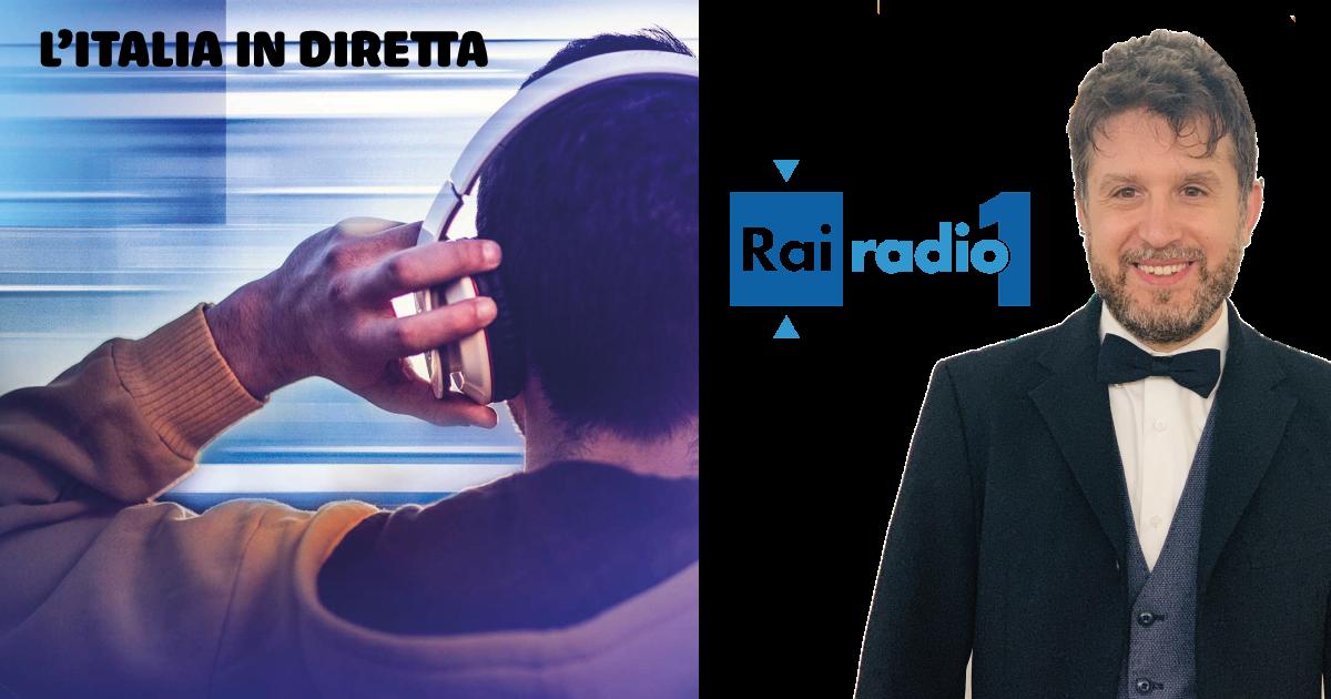 L'Italia in Diretta – Giuseppe Lavenia – Rai Radio 1 – 02/05/2020