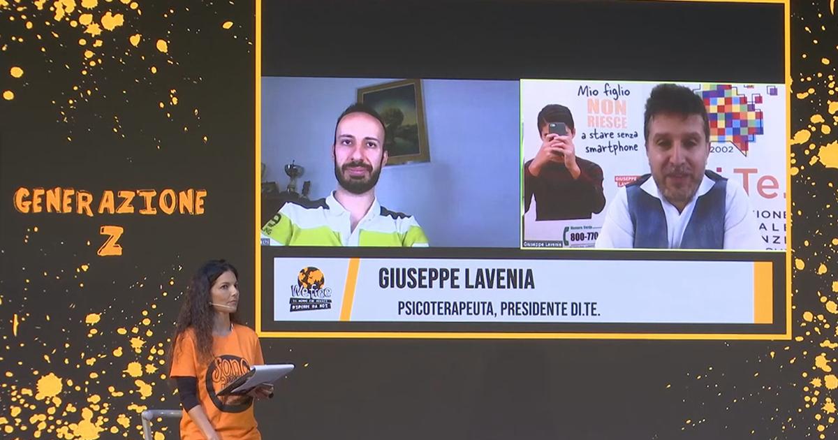 giuseppe lavenia wefree days 20