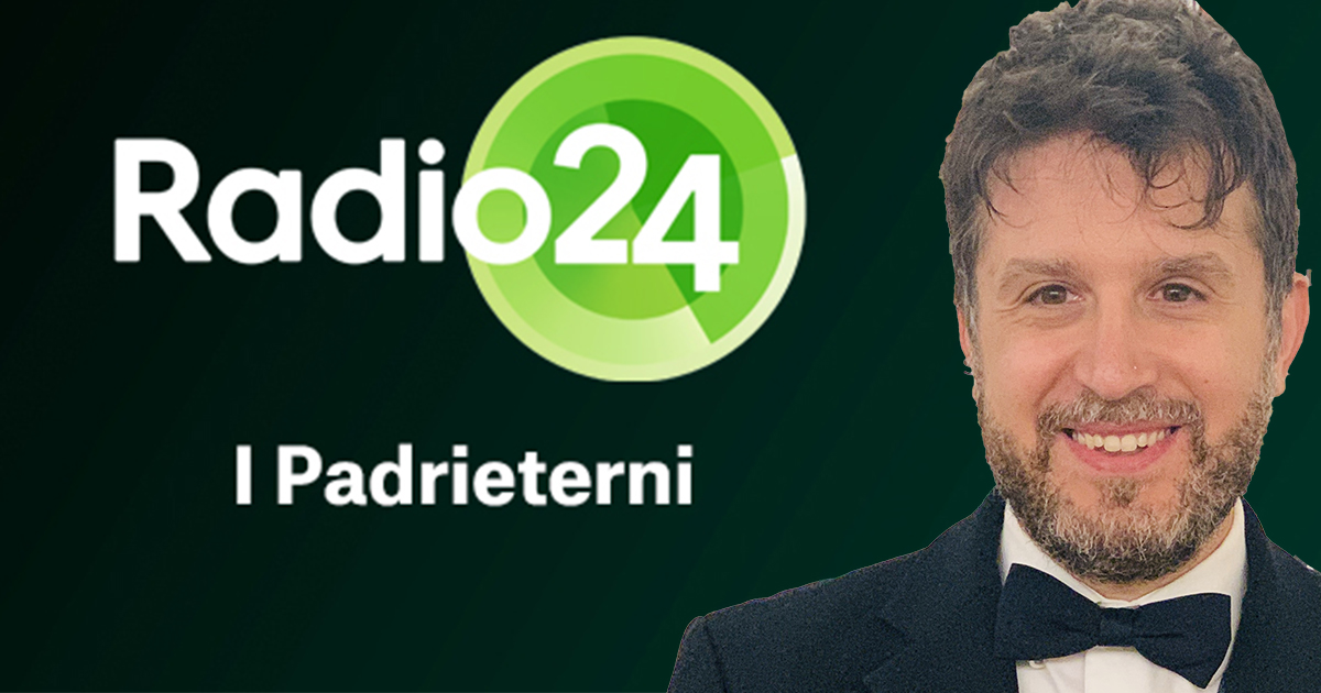 giuseppe lavenia radio 24 gennaio 2021
