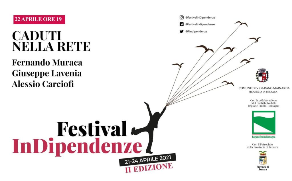 Festival InDipendenze Giuseppe Lavenia
